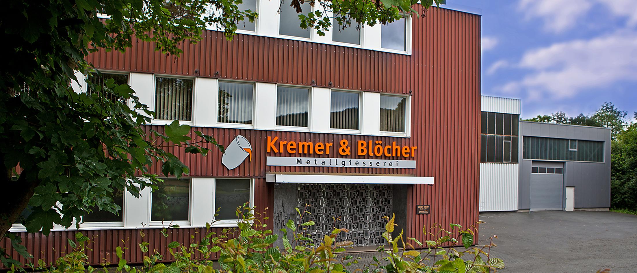 Kremer & Blöcher Metallgiesserei
