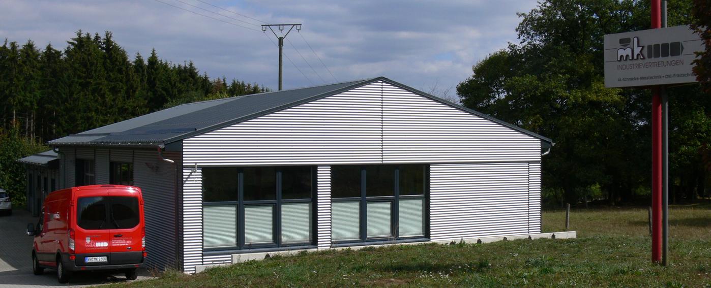 MK Industrievertretungen GmbH